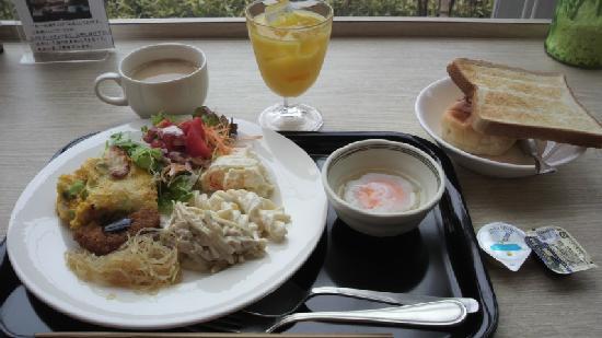 Hotel Inside Numazu Inter: 朝食一例