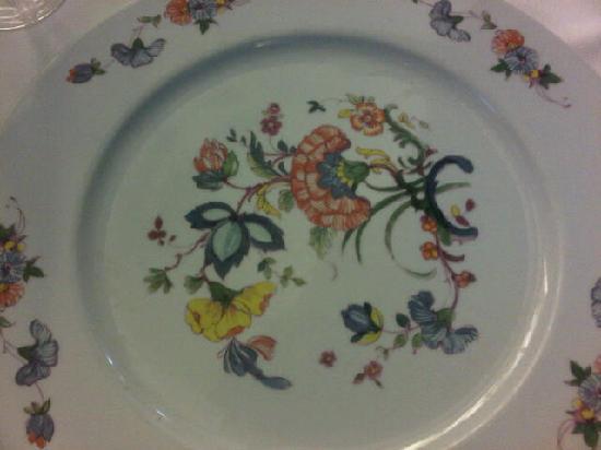 El Forcat : Paella plate