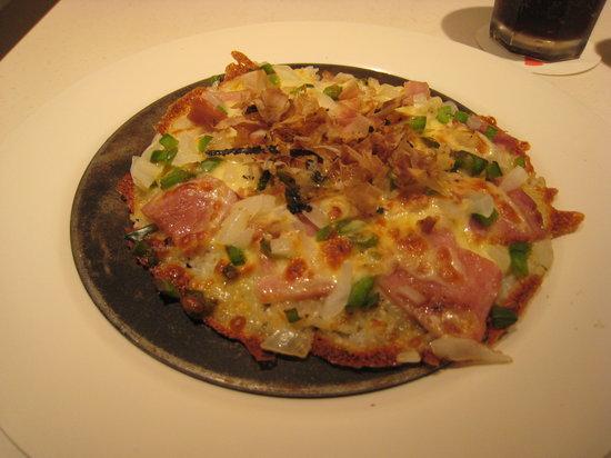 Toi Hokkaido Rice Pizza : Rice Pizza