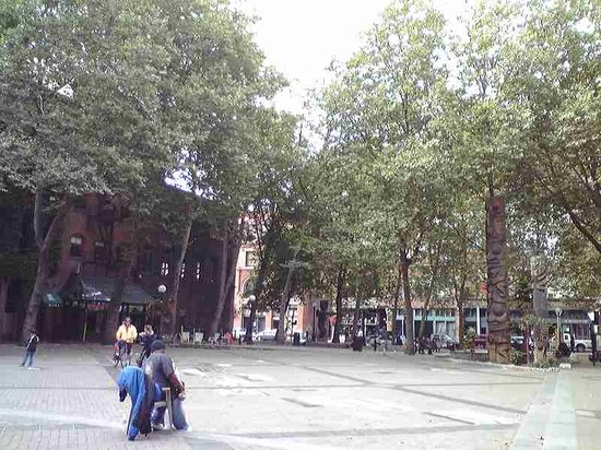 ‪Occidental Park‬