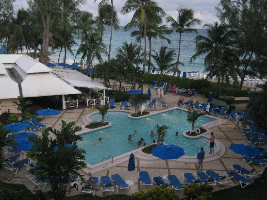 Turtle Beach by Elegant Hotels: The view from our room