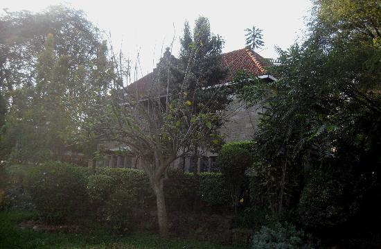 Wildebeest Eco Camp: The house