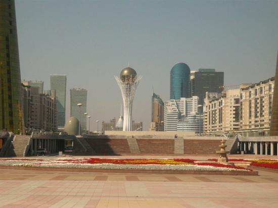 Astana, Kazakistan: Шынгыс Саденов