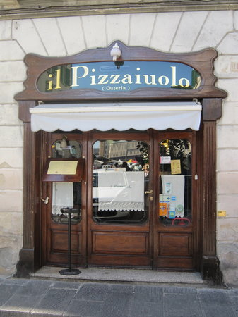 Il Pizzaiuolo: L'entrée