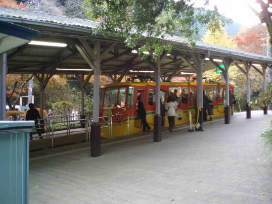 Mt. Takao Cable Car 사진