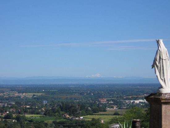 La Montagne Gites & Chambres d'Hotes: Panorama of La Montagne
