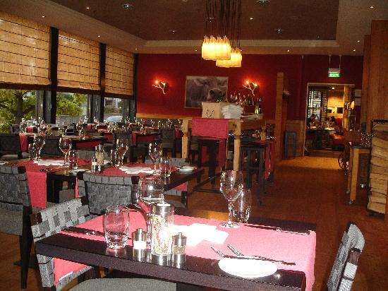 ECHO Restaurant: restaurant