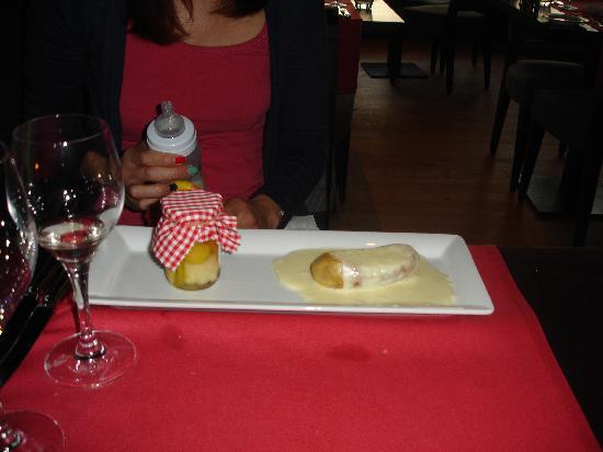 ECHO Restaurant: raclette
