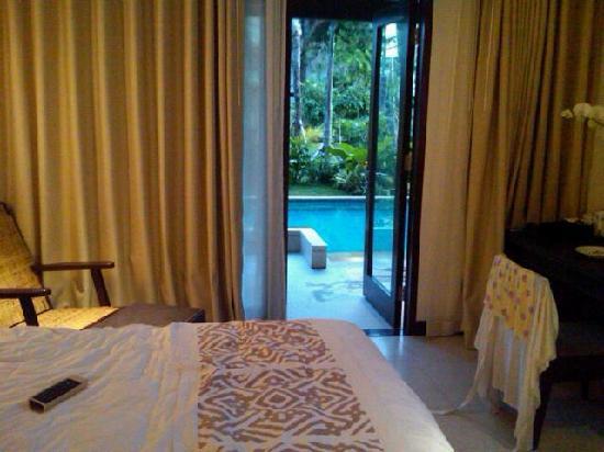 Padma Resort Legian: View