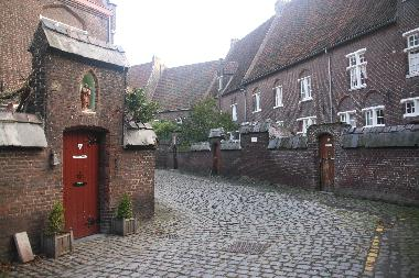 New Saint Elisabeth Beguinage (Sint-Amandsberg)