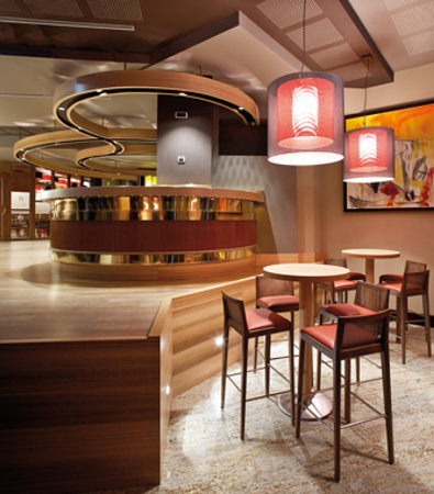 Restaurante restaurante cafeteria as de picas en gij n con for Picas para cocinas