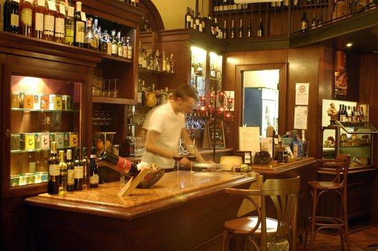 Chieri, Italia: interno del locale.