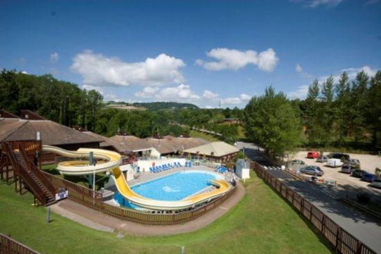 Haulfryn Finlake: Outdoor Fun Pool