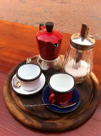 Ristorante A Casa Tua: Coffee