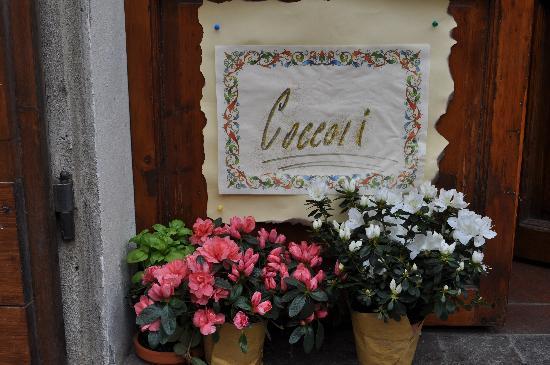 Ristorante A Casa Tua: Entrance