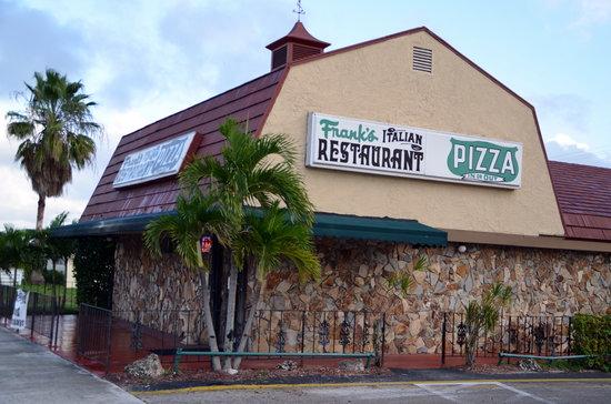 Frank's Restaurant & Pizzeria
