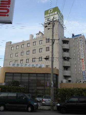 Ise City Hotel : 外観です