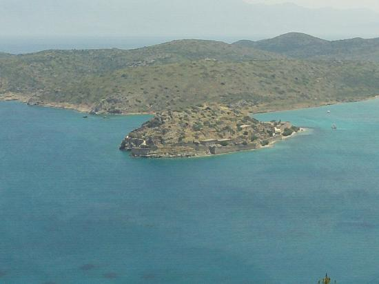 Argyro Apartments: Spinalonga