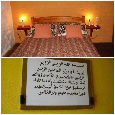 Hostal Mustafa: habitacion doble