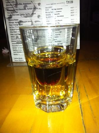 Vamos Beach: best jeager bombs in the world!
