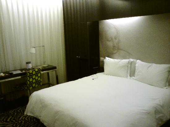 Leonardo Boutique Hotel Tel Aviv: Room