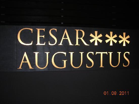 Hotel Cesar Augustus : Cesar Augustus