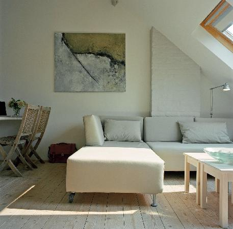 A Room with a View : loft santal (2-3 p) sitting corner