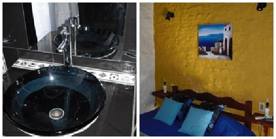 San Gregorio de Polanco, Uruguay: habitacion doble