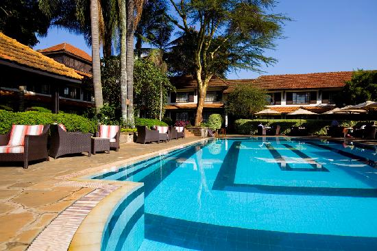 Southern Sun Mayfair Nairobi: Oasis Pool