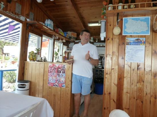 Bar Ristorante Nettuno: Bravo Francesco