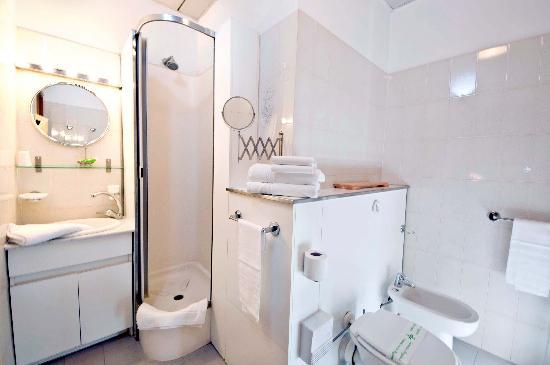Hotel Viterbo Inn: Bagno