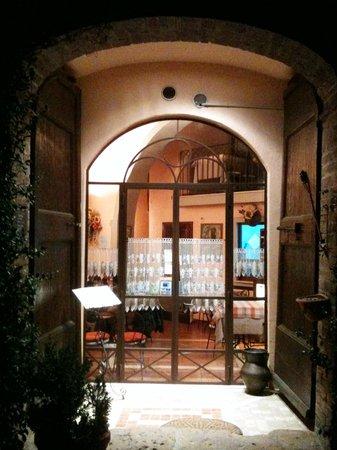 Pienza, Italy: Ingresso
