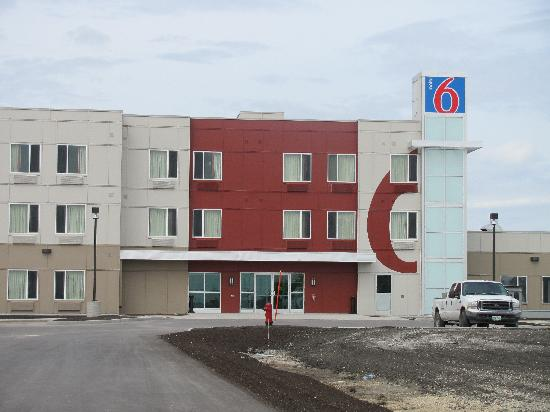 Motel 6 Winnipeg West : Motel 6 Headingley - Winnipeg