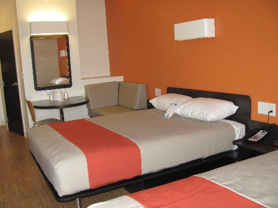 Motel 6 Headingley Winnipeg West: Room
