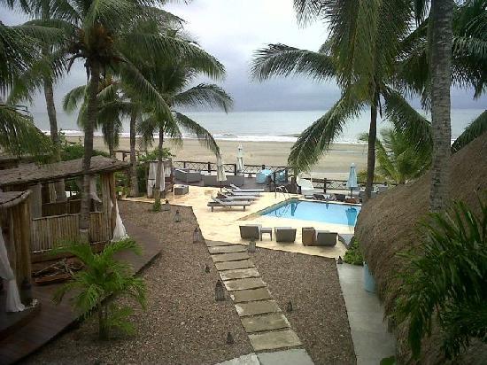 Karmairi Hotel Spa : Vista desde la habitación