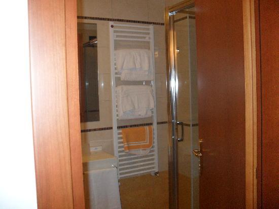 Hotel Lo Zodiaco: bagno