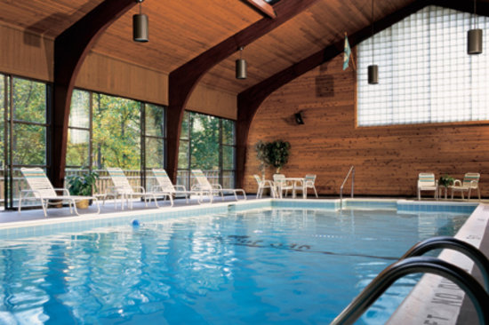 Burr Oak Lodge and Conference Center : Indoor Pool
