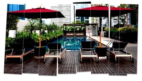 พาร์ค พลาซ่า กรุงเทพ สุขุมวิท 18: very nice pool....