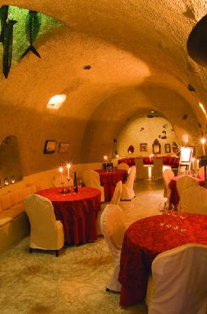 Heliotopos Hotel: Heliotopos Cave