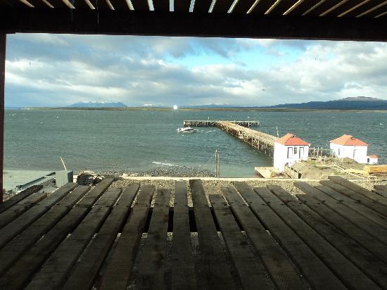 The Singular Patagonia: Vista desde la habitación