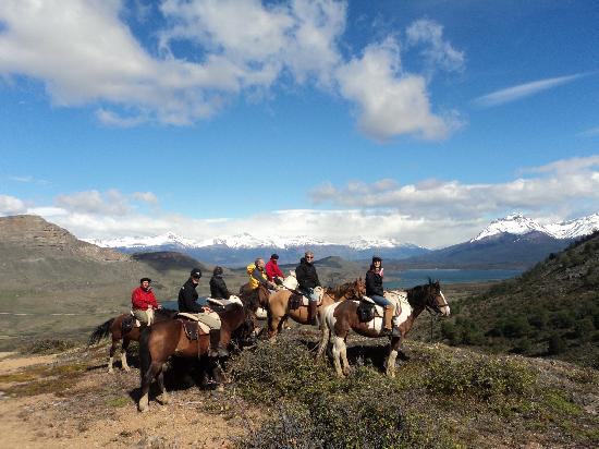 The Singular Patagonia: Paseo a caballo