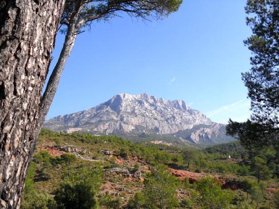 Montagne Sainte Victoire: Autre vue