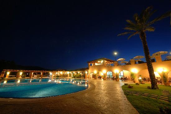 Alma Resort: notte