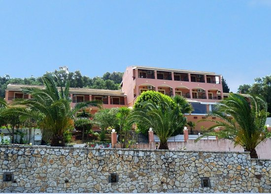 Agios Georgios, Greece: Theo's Hotel