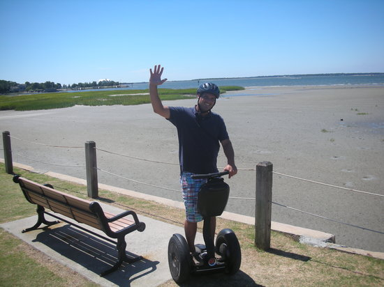 ‪Segway of Charleston Day Tours‬