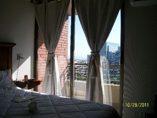 Monarca Hotel Las Condes: monarca habitación
