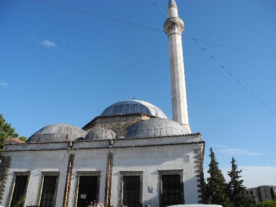 Tomori Hotel: Mosque