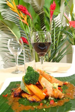 Jardin Cacao Restaurant: Creole Cuisine