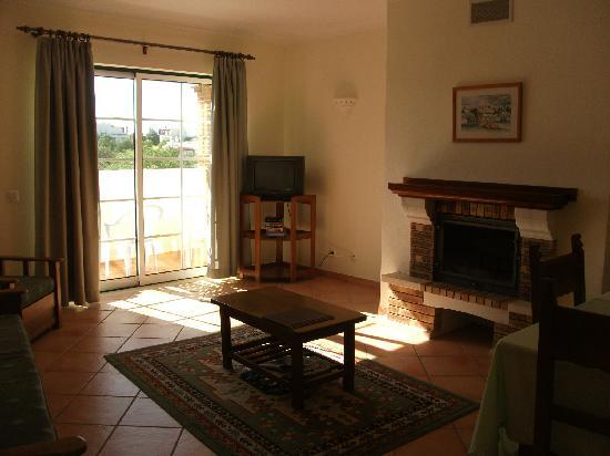 Colina da Lapa: Living room