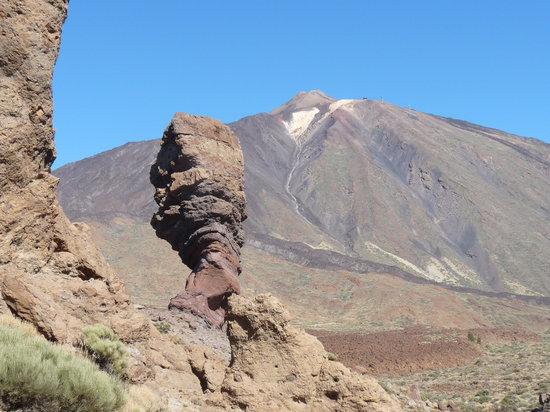 Teide National Park, สเปน: Rochers